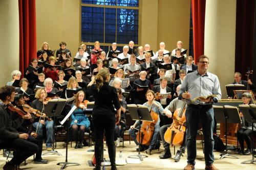 TIM 6999 Greg Tassell and choir GREAT